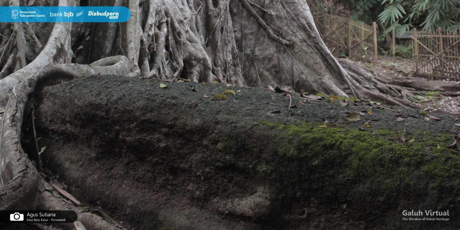 Situs Batu Kasur - Purwadadi
