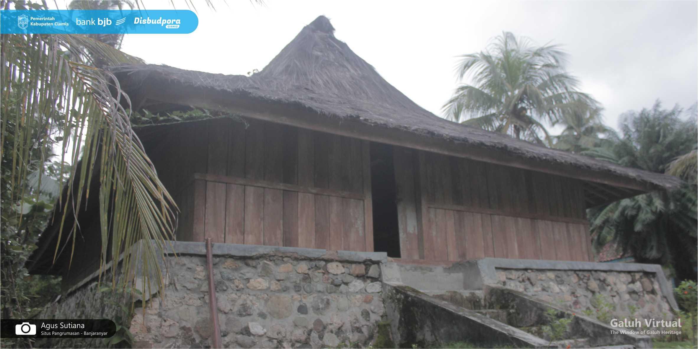 Situs Pangrumasan - Banjaranyar