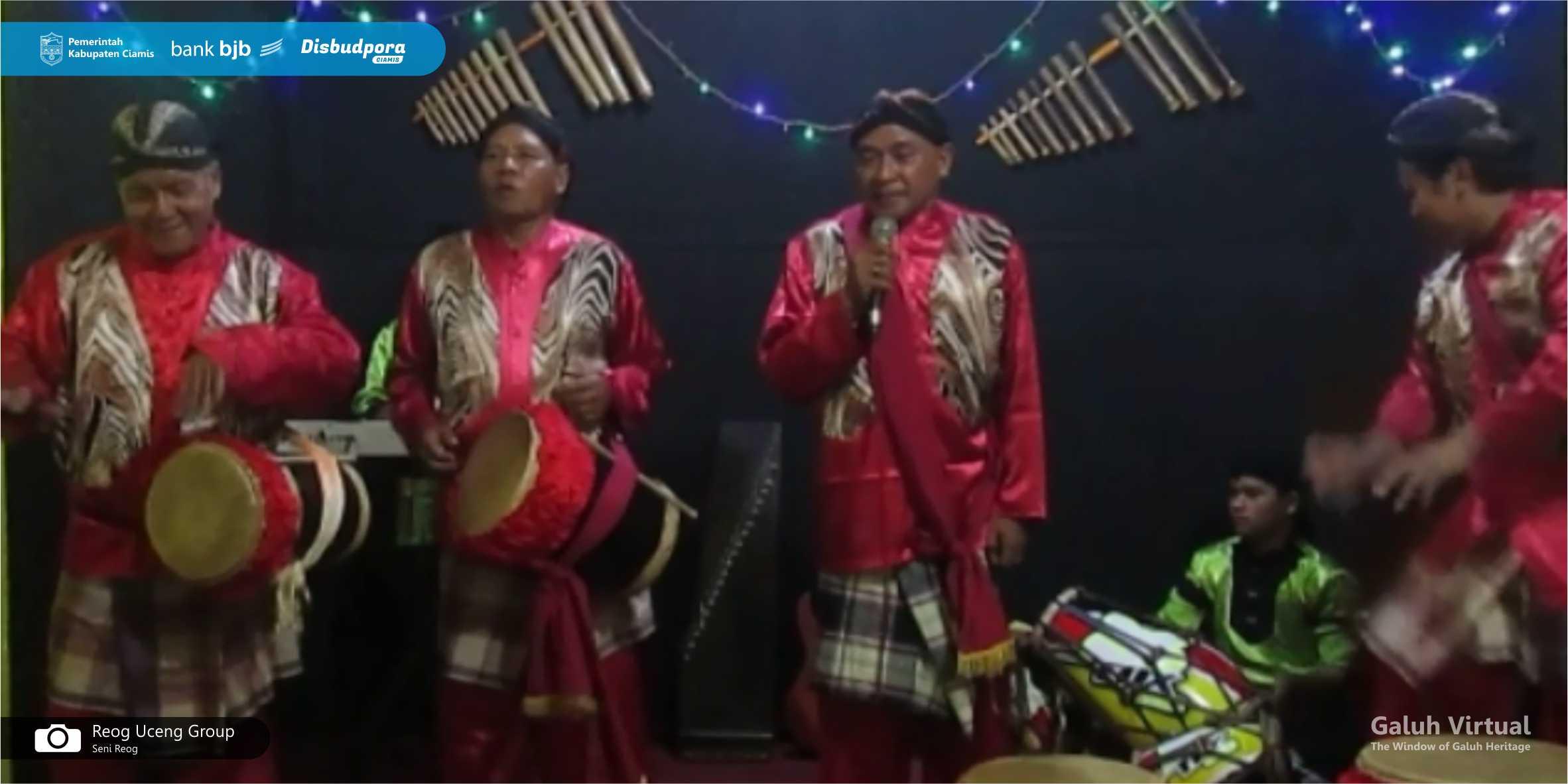 Lingkung Seni Uceng Group - Cijeungjing