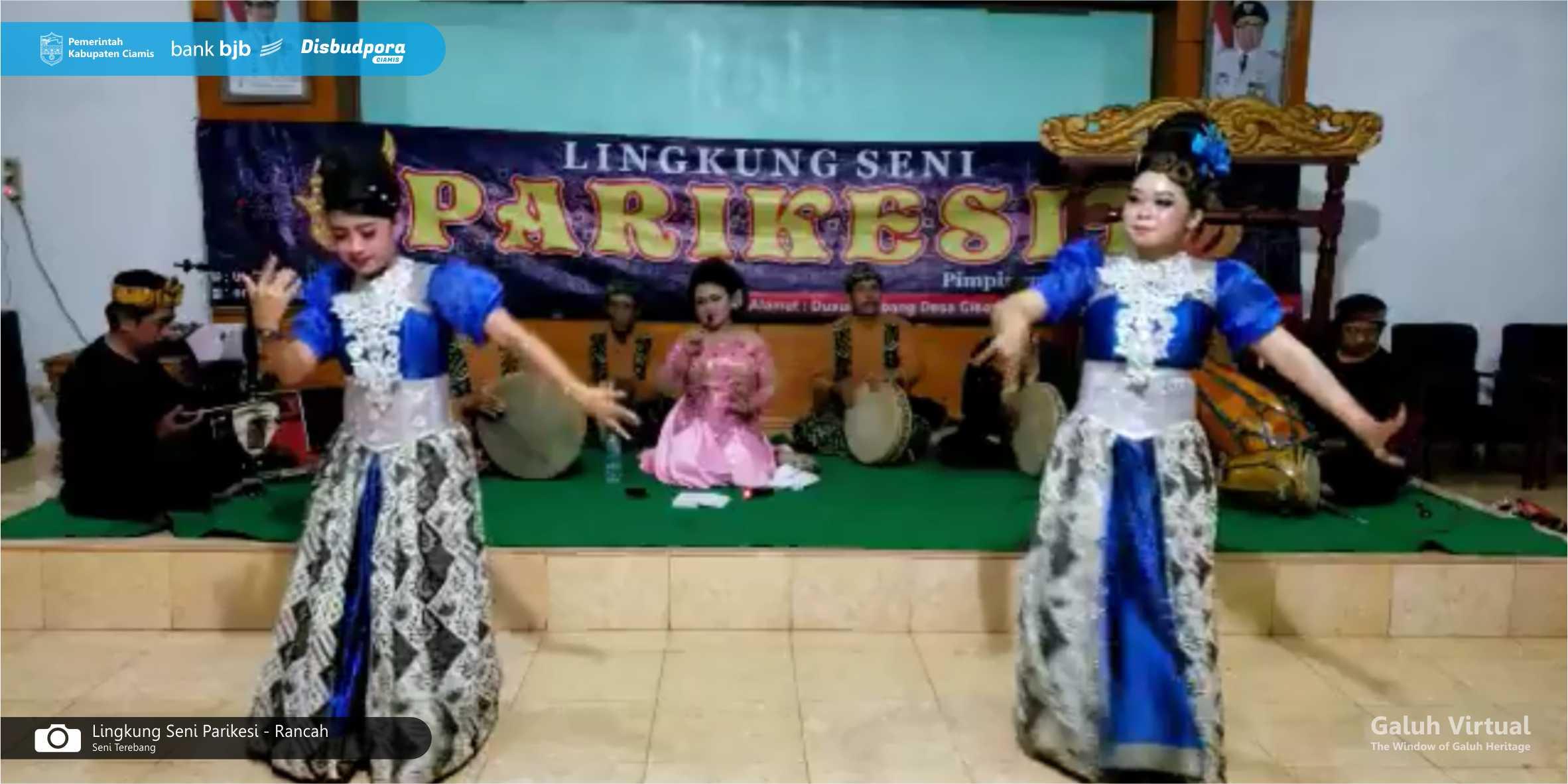 Lingkung Seni Parikesit - Rancah