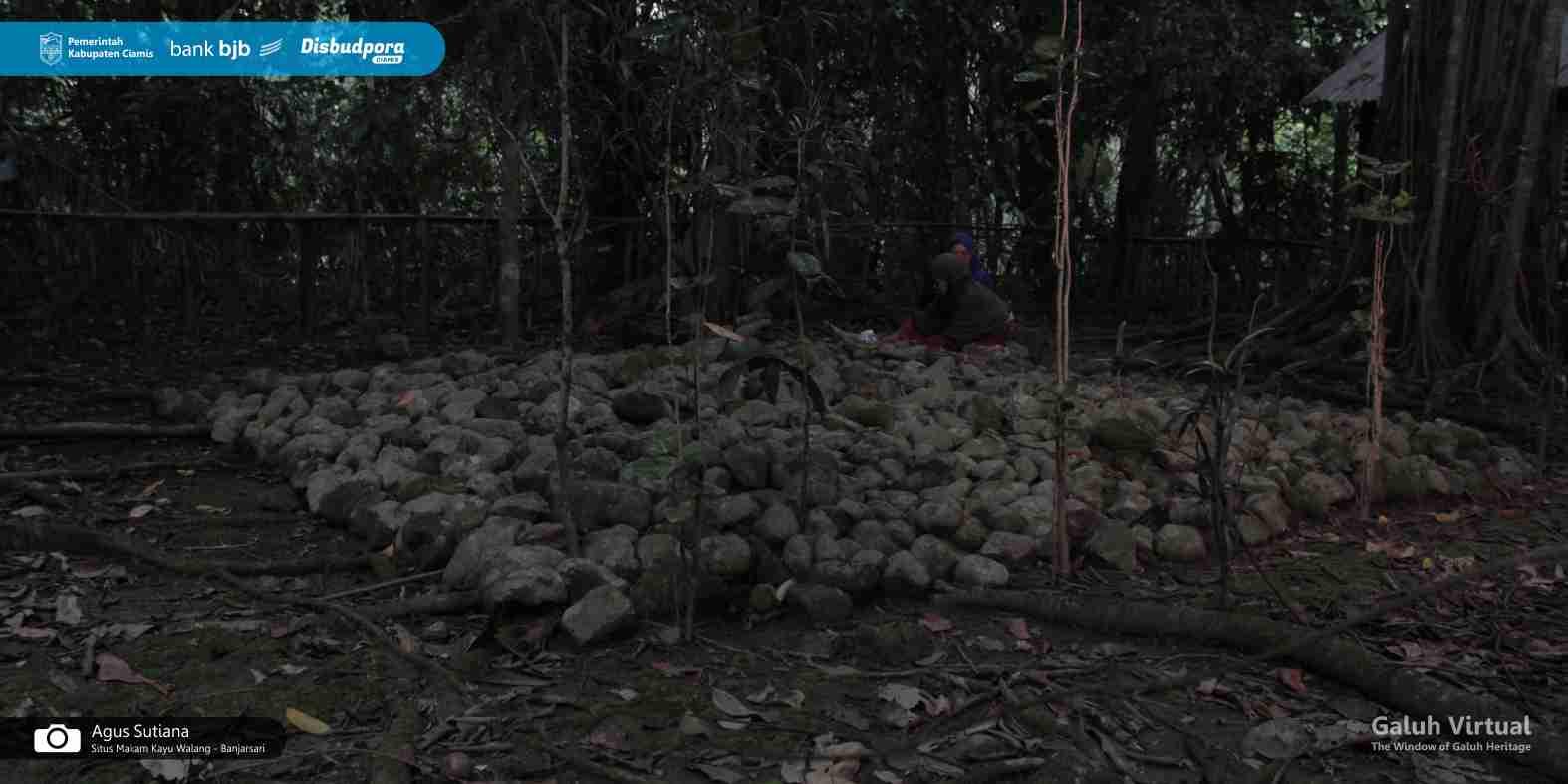 Situs Makam Kayu Walang - Banjarsari