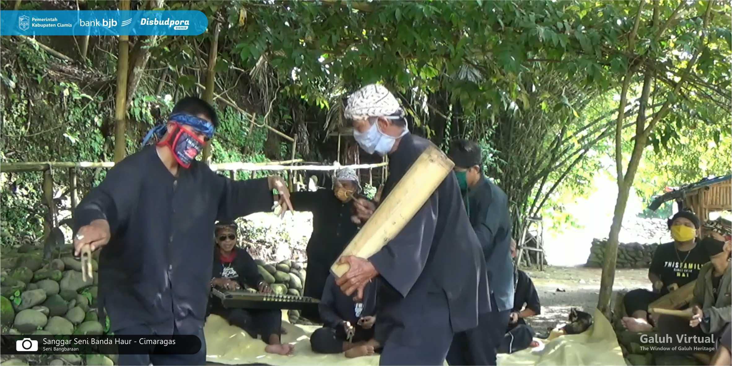 Sanggar Seni Banda Haru - Cimaragas