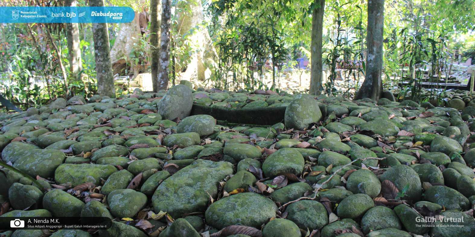Makam Raden Tumenggung Adipati Anggapraja
