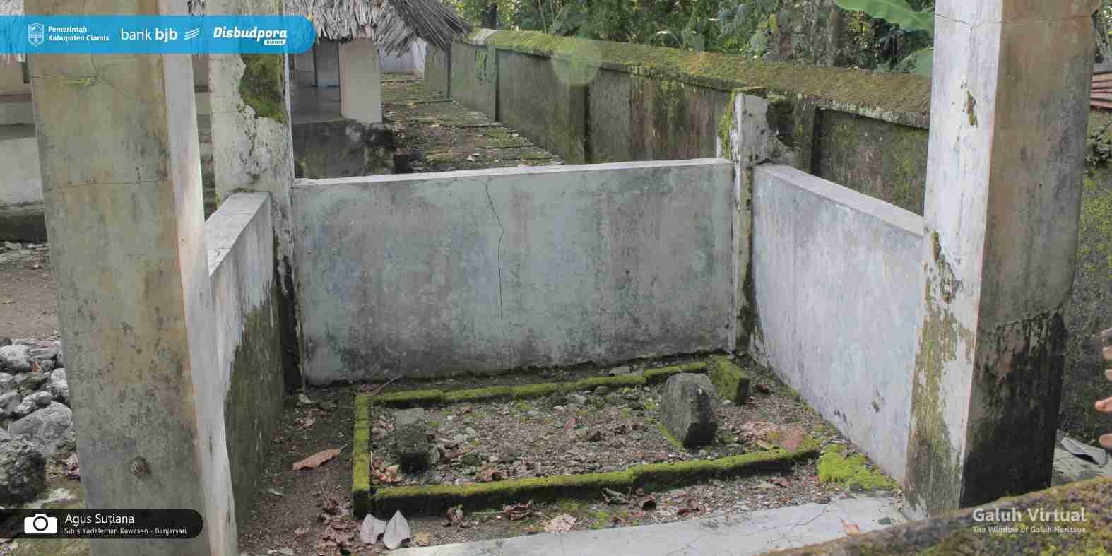 Situs Kadaleman Kawasen - Banjarsari