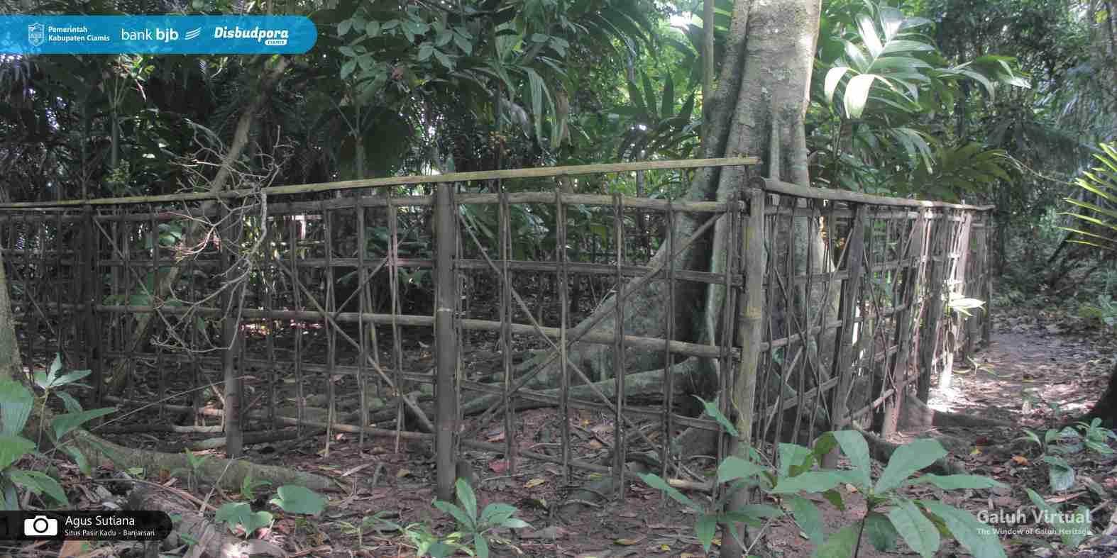 Situs Pasir Kadu - Banjarsari
