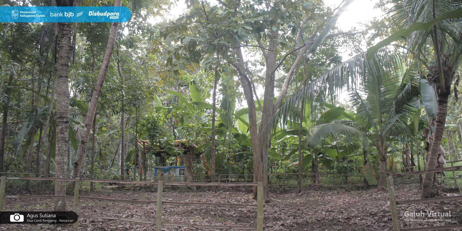 Situs Candi Ronggeng - Pamarican